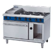 Dual Fuel Ovens and Ranges