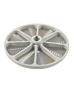 This is an image of a Grating Disc 4mm for G784 Buffalo Multi-function Continuous Veg Prep