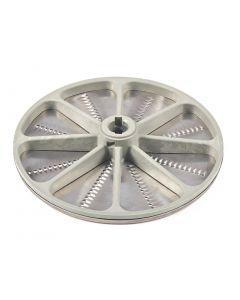 This is an image of a Grating Disc 3mm for G784 Buffalo Multi-function Continuous Veg Prep