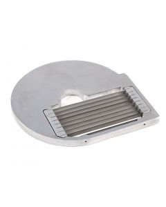 This is an image of a French Fries Disc - 8x8mm for G784 Buffalo Multi-function Continuous Veg Prep