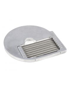 This is an image of a French Fries Disc 10x10mm for G784 Buffalo Multi-function Continuous Veg Prep