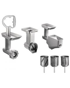 This is an image of a Attachment Pack for Kitchenaid Mixers