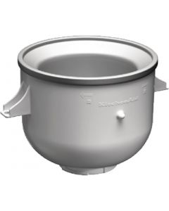 This is an image of a Ice Cream Attachment for Kitchenaid Mixers