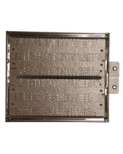 This is an image of a Buffalo End Element (6 Slot) for CB433