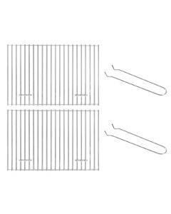 This is an image of a Buffalo Cooking Grid incl Handle for CT811 (Pack 2)