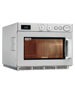 This is an image of a Samsung 1850W Microwave Oven CM1919