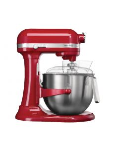 This is an image of a Kitchenaid Heavy Duty Mixer - 13hp 69Ltr Empire Red