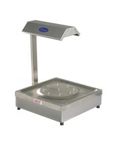 This is an image of a Victor Heated Carvery Pad With Gantry BTC4