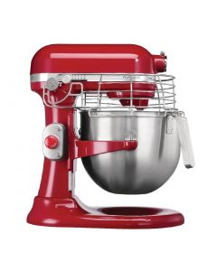 This is an image of a Kitchenaid Professional Duty Mixer Red - 69Ltr