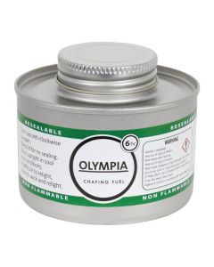This is an image of a Olympia Chafing Liquid Fuel 6 Hour (Pack 12)