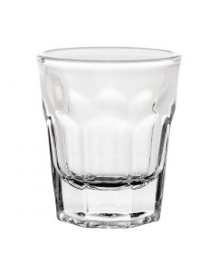 This is an image of a Olympia Orleans Shot Glass - 40ml 125oz (Box 12)