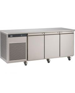 This is an image of a Foster EcoPro G2 3 Door Counter Freezer 435Ltr EP13L