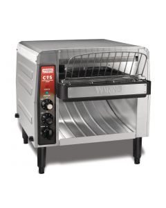 This is an image of a Waring Conveyor Toaster CTS1000K