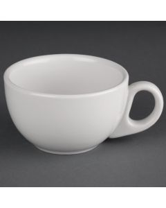 This is an image of a Athena Hotelware Cappuccino Cup - 228ml 8oz (Box 24)