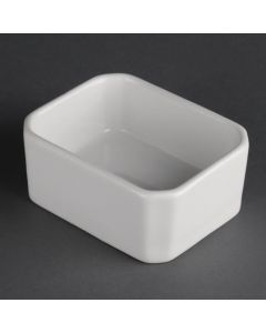This is an image of a Athena Hotelware Sachet Holder - 38x72x90mm (Box 6)