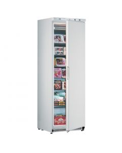 This is an image of a Mondial Elite 1 Door 360Ltr Cabinet Freezer White KICN40LT