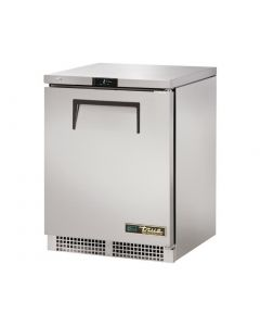 This is an image of a True Under Counter Fridge Stainless Steel 147Ltr TUC-24-HC