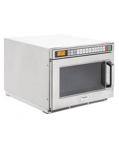This is an image of a Panasonic Heavy Duty Compact Microwave - 1800watt (Direct)