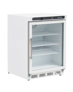 This is an image of a Polar Under Counter Display Fridge 150 Ltr