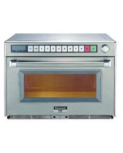This is an image of a Panasonic Gastronorm Microwave Programmable - 3200watt (Direct)