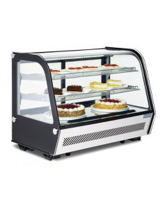 This is an image of a Polar Refrigerated Countertop Display Chiller 160 Ltr