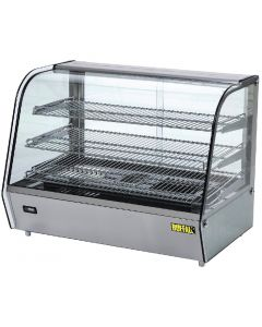 This is an image of a Buffalo Heated Display Merchandiser 160Ltr