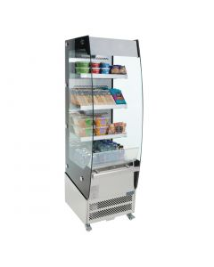 This is an image of a Polar Multideck Display Fridge 220 Ltr
