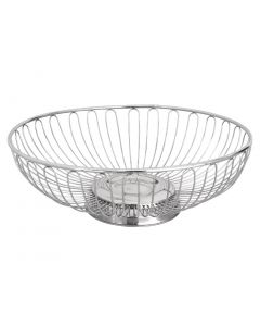 This is an image of a BreadFruit Bowl StSt - 90hx255diamm