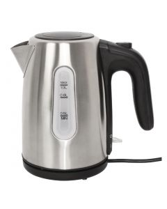 This is an image of a Caterlite Stainless Steel Hotel Room Kettle - 1Ltr