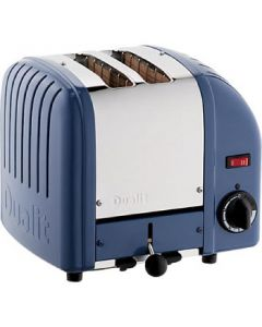 This is an image of a Dualit 2 Slice Vario Toaster Lavender Blue 20239