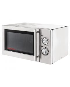 This is an image of a Caterlite Light Duty Microwave Oven with Grill 900W