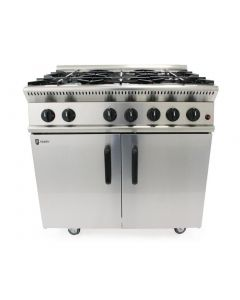 This is an image of a Parry 600 Series Oven Range GB6P LPG Gas (Direct)