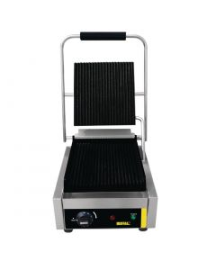 This is an image of a Buffalo Bistro Single Contact Grill