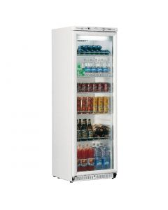 This is an image of a Mondial Elite Glass Door Refrigerator - 380Ltr (Direct)