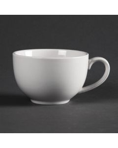 This is an image of a Olympia Whiteware Fine Cup - 230ml 8oz (Box 12)