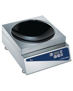 This is an image of a Electrolux Induction Wok Top DWH1G (Direct)