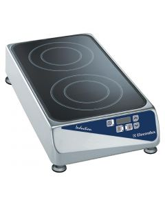 This is an image of a Electrolux Induction Top Double Zone DZL2G (Direct)