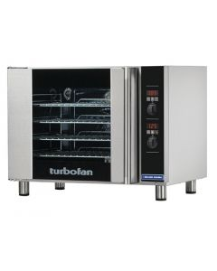 This is an image of a Blueseal Turbofan Digital Convection Oven E31D4