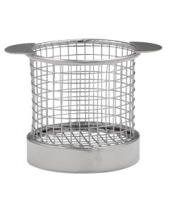 This is an image of a Presentation Basket with ears - 80dia x 80mm h