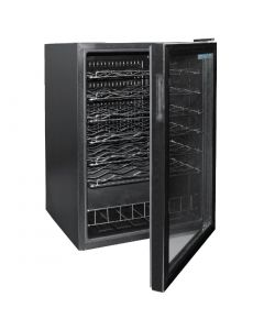 This is an image of a Polar Wine Cooler 48 Bottles