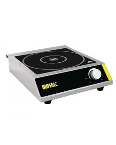 This is an image of a Buffalo Induction Hob 3000W
