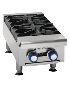 This is an image of a Imperial Propane Gas Boiling Table IHPA212