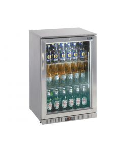 This is an image of a Lec Single Door Back Bar Cooler