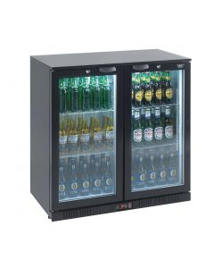 This is an image of a Lec Back Bar Bottle Cooler 180 Bottles