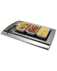 This is an image of a Hatco Portable Buffet Warmer SRG-1