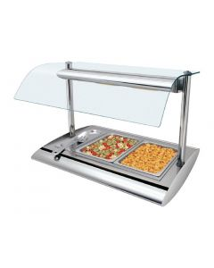 This is an image of a Hatco Electric Food Warmer SRBW-1