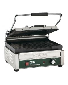 This is an image of a Waring Large Panini Grill WPG250K