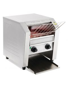 This is an image of a Burco Conveyor Toaster 77010