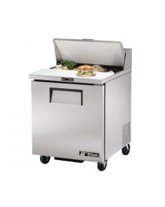 This is an image of a True 1 Door Salad Prep Counter TSSU-27-08