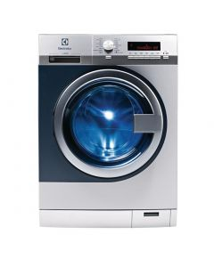 This is an image of a Electrolux myPRO Washing Machine WE170V Gravity Drain With Sluice Function